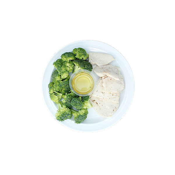 Chicken, Broccoli, Avocado Oil