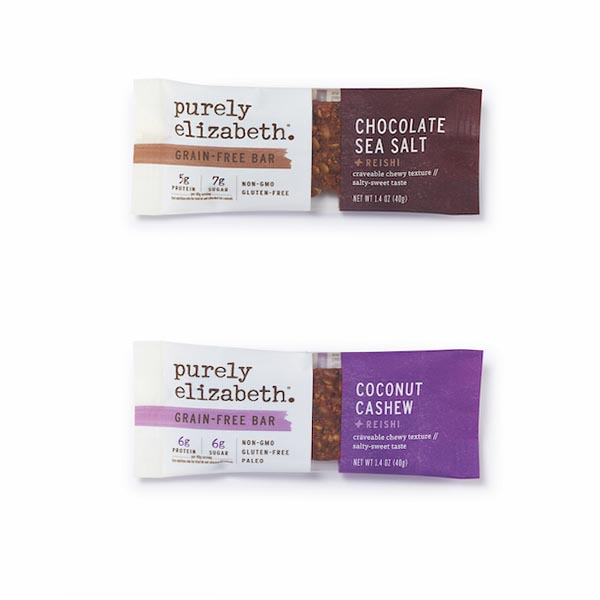 Purely Elizabeth Bars