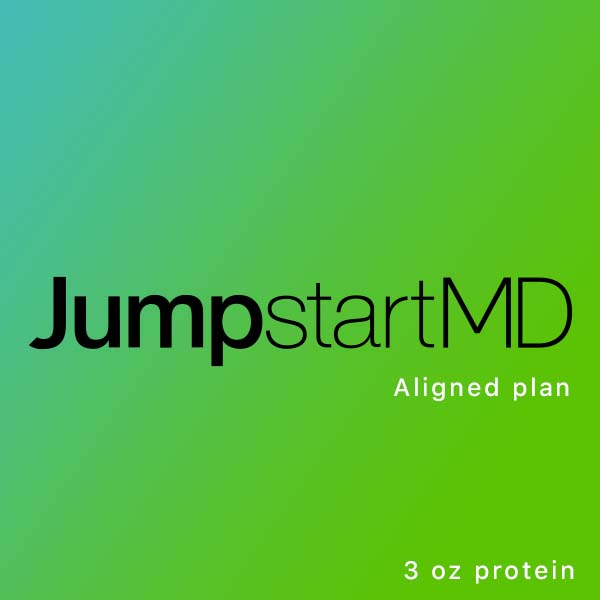 JumpstartMD Plan 3oz. Protein