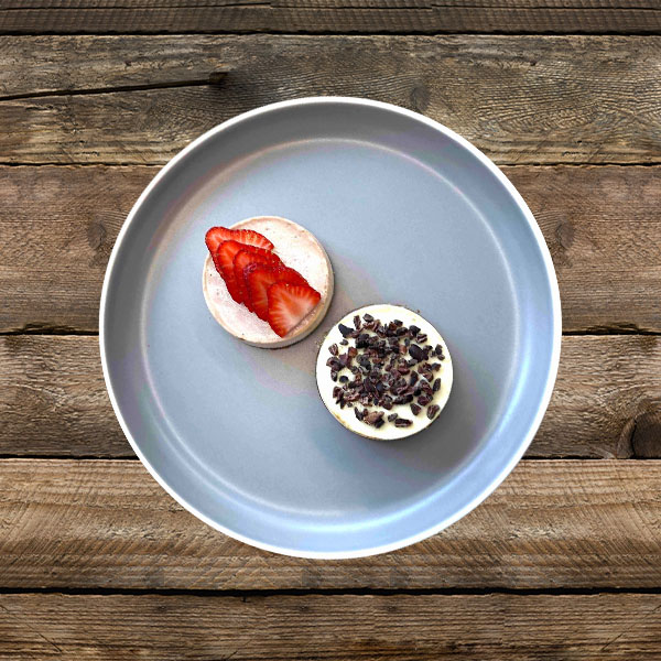 Gluten Free Protein Cheesecakes