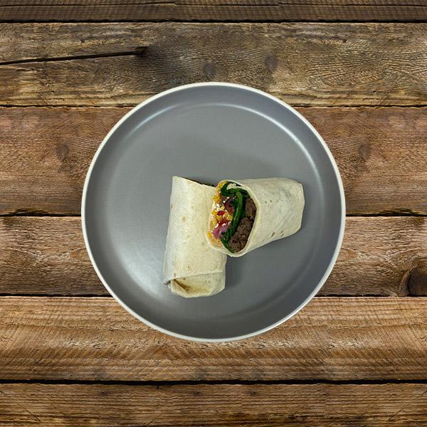 Impossible Beef Burrito
